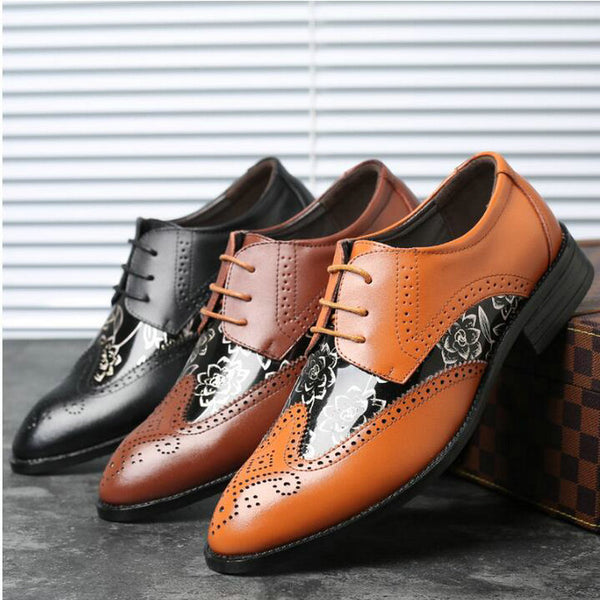 Classic Man Oxfords