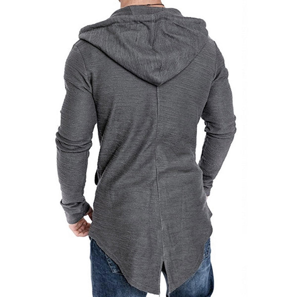 Slim Fit Trench Cardigan