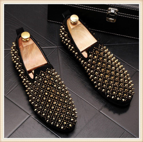 Lux Stud Loafer