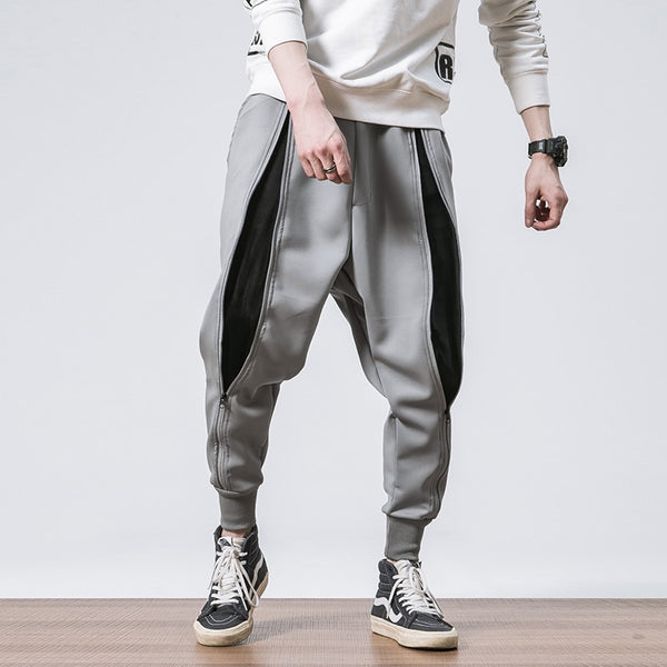 Mens Inside-Out / Color-Block / Joggers