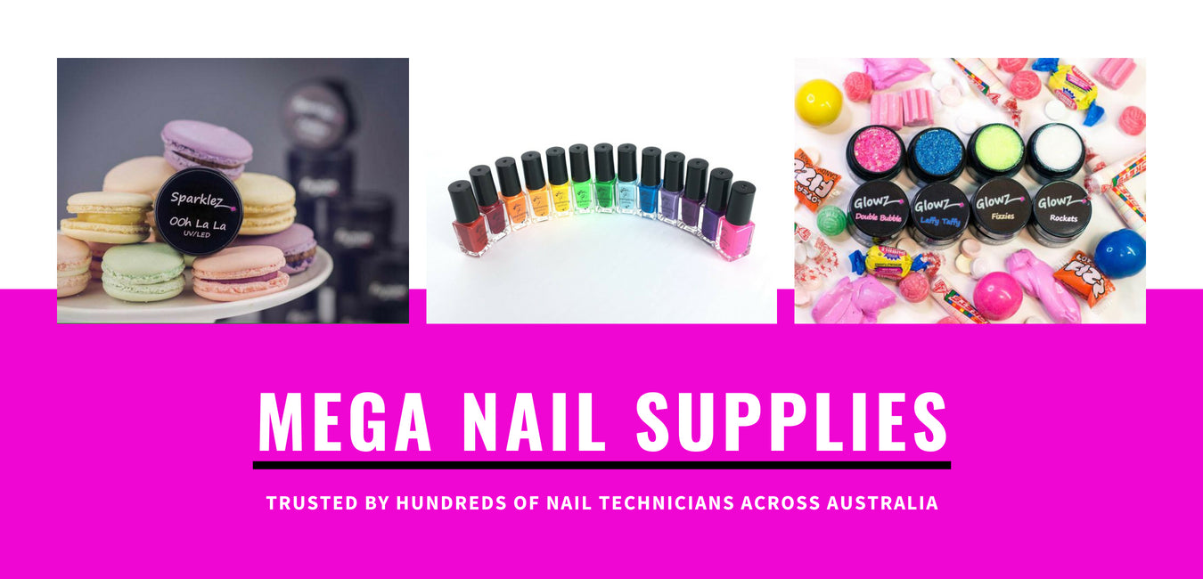 Home page - Mega Nail Supplies