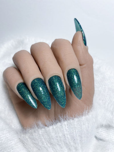 KoKo & Claire Gel Polish - 112 WINTERGREEN - SALE!