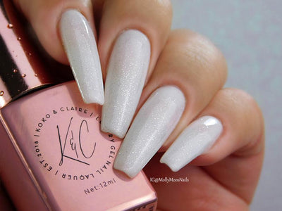 KoKo & Claire Gel Polish - 138 UBER BEACH!