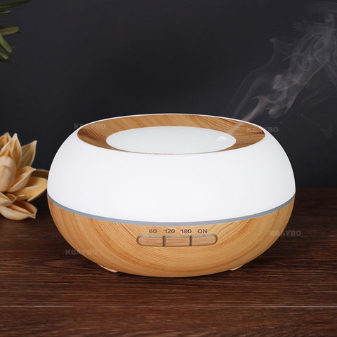 Oil Diffuser - Ultrasonic Cool Mist Humidifier - Mr Mrs Home