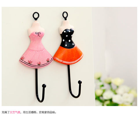 Fashion Clothing Door Hook Hanger - Mr Mrs Home
