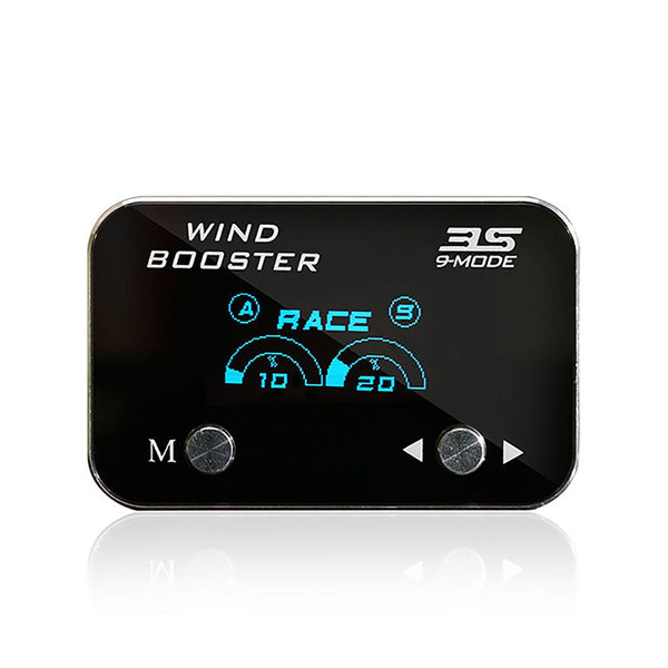Wind Booster Model #3c - 7 Mode