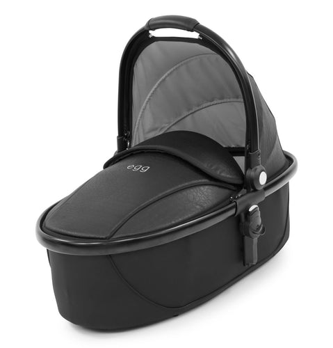 Egg Stroller Carry Cot Jurassic Black