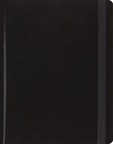 ESV Single Column Journaling Bible Black