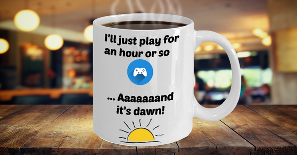 Funny coffee mug: Xbox - FREE SHIPPING!