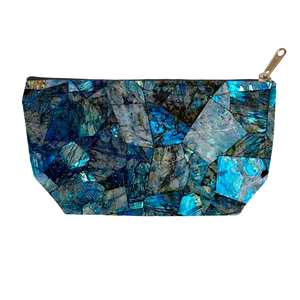 Labradorite Accessory Pouch - Crystals Are Cool