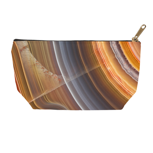 Agate Accessory Pouch - Crystals Are Cool