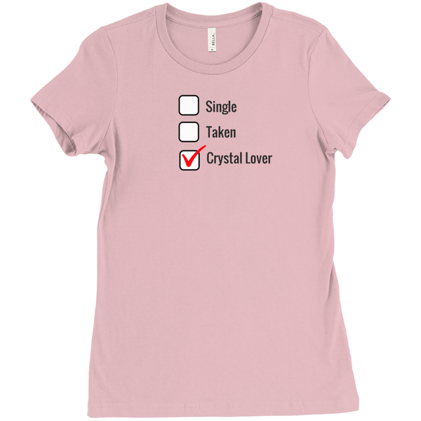 Crystal Lover T-Shirt - Crystals Are Cool