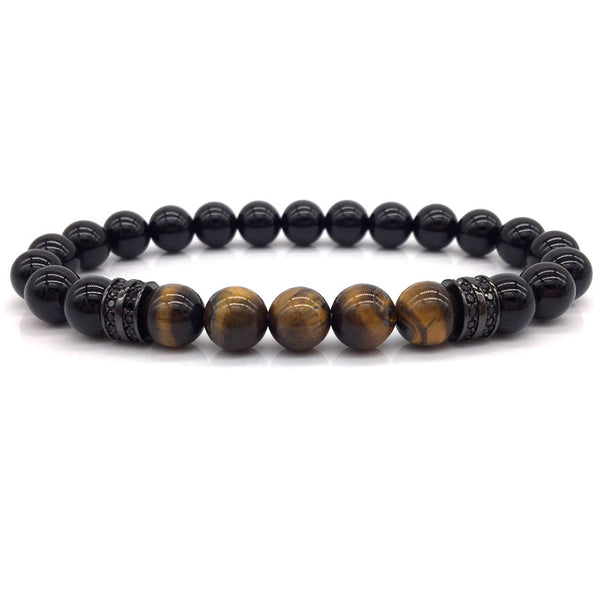 Tiger's Eye Bracelet - Crystals Are Cool