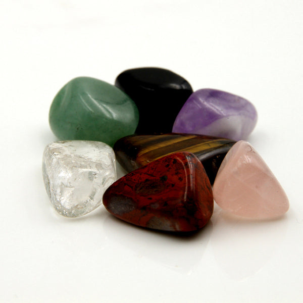 Chakra Activating Tumbled Stone Set - Crystals Are Cool