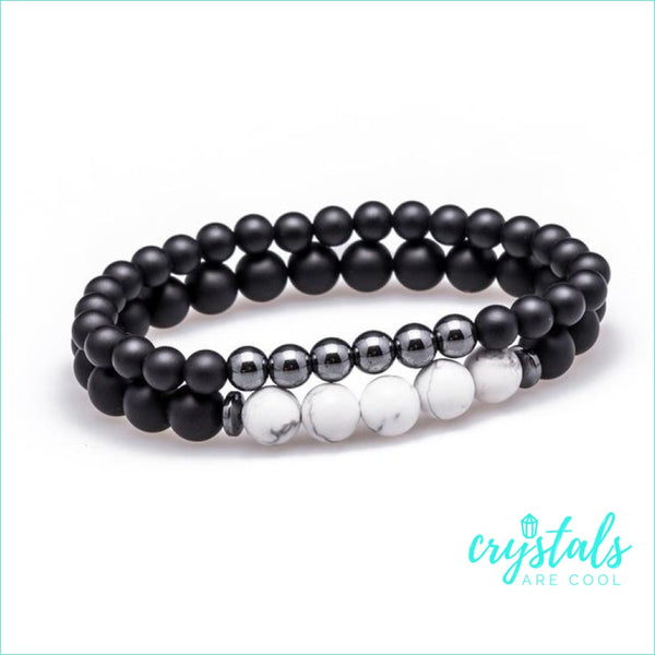 Hematite Healing Bracelet - Crystals Are Cool