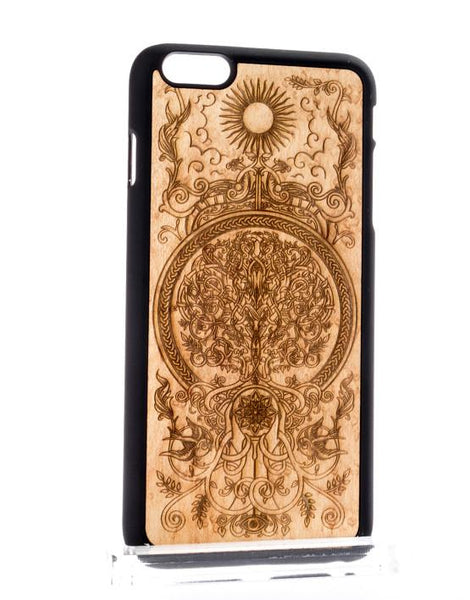 Tree of Life Phone case - Crystals Are Cool