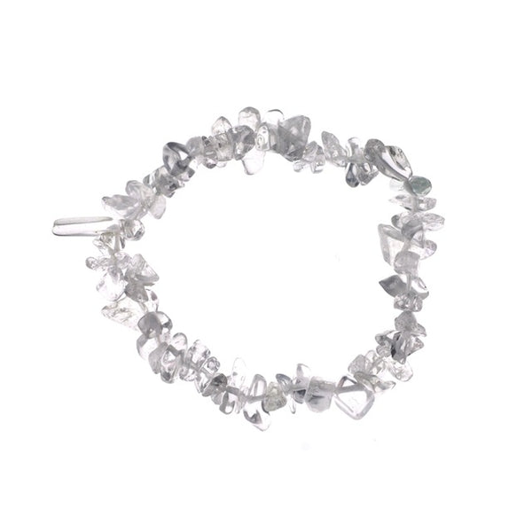 Crystal Chip Bracelet - Crystals Are Cool