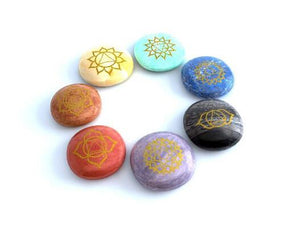 Reiki Chakra Healing Stones - Crystals Are Cool