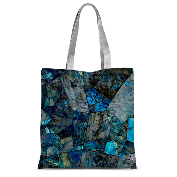 Labradorite Tote Bag - Crystals Are Cool