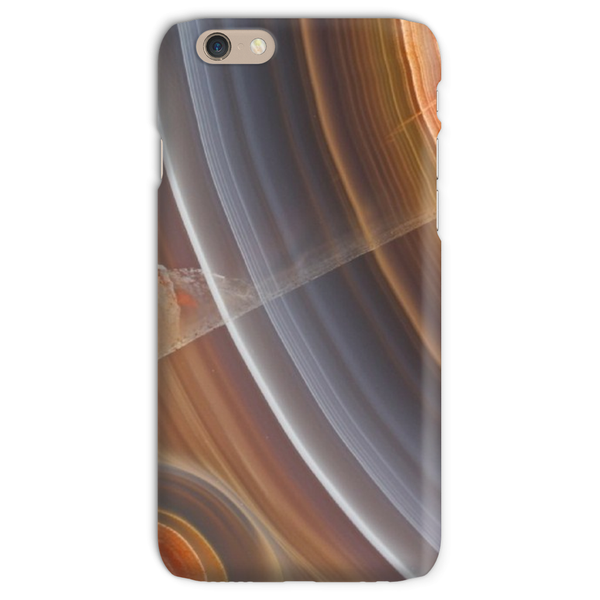 Agate Phone Case - Crystals Are Cool