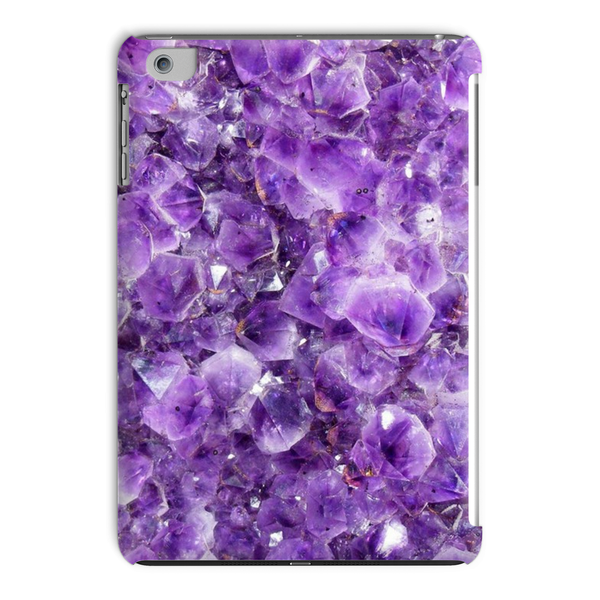 Amethyst Tablet Case - Crystals Are Cool