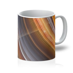 Agate Mug - Crystals Are Cool