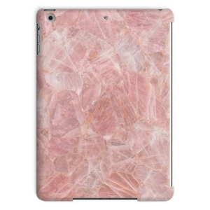 Rose Quartz Tablet Case - Crystals Are Cool