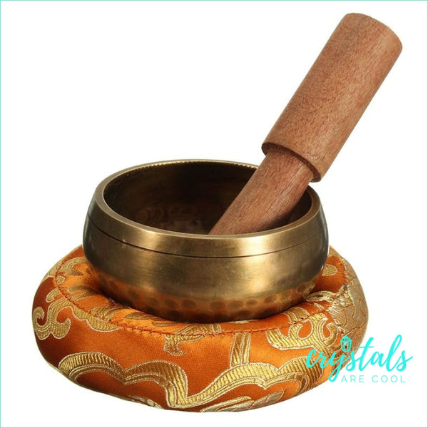 Tibetan Singing Bowl - Crystals Are Cool