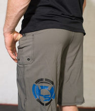 Grey WOD Shorts