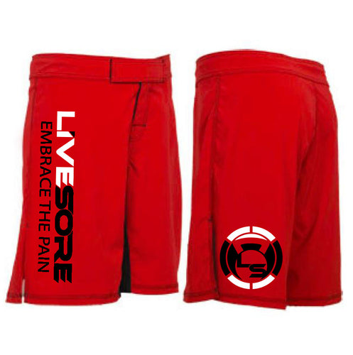 Red WOD Men's Shorts