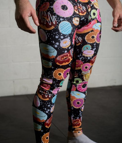 Men's Donut Compression Pants