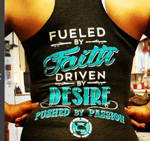 Fueled by Faith Women's Tank