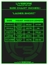 Women's Black Speed Shorts