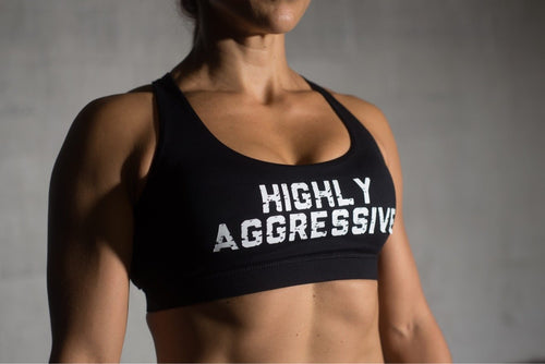 Highly Aggressive Bra