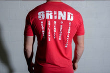 Grind Men's Red Shirt
