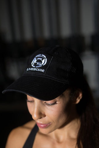 Livesore Logo Patch Hat
