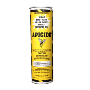 Apicide kills bees and wasps