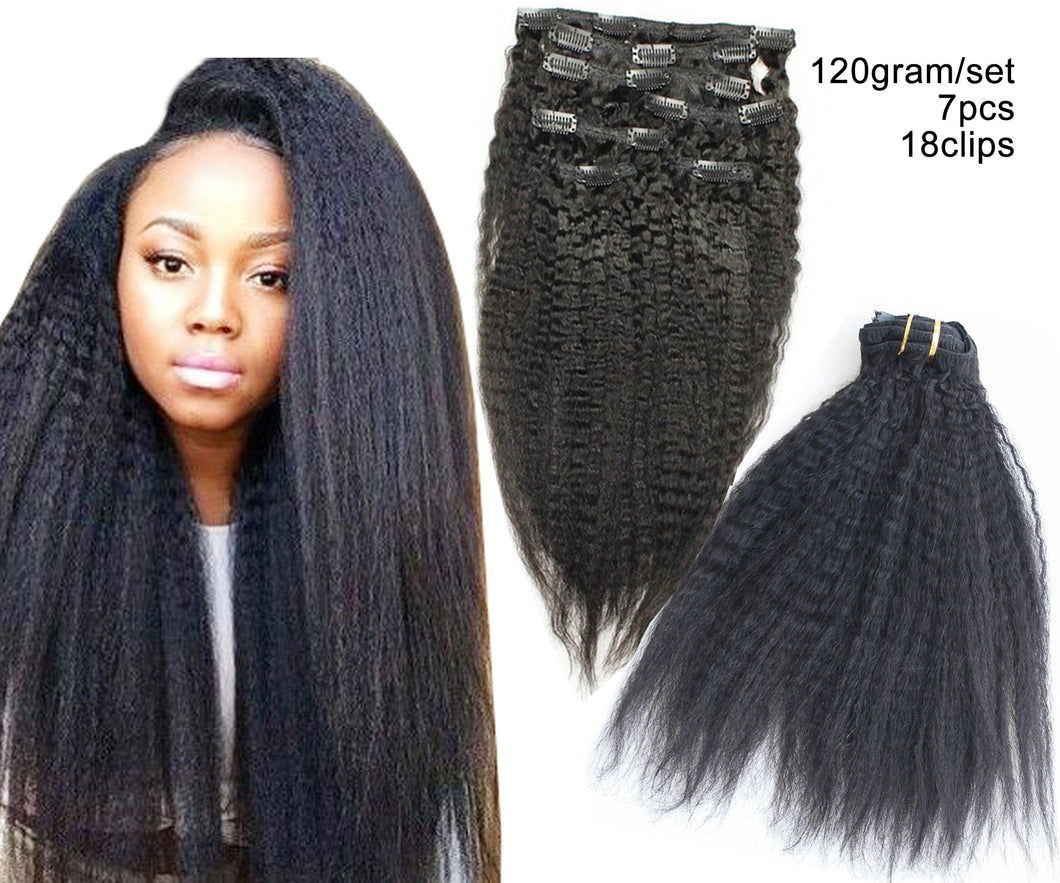 Ms Fenda Brazilian Virgin Human Hair Kinky