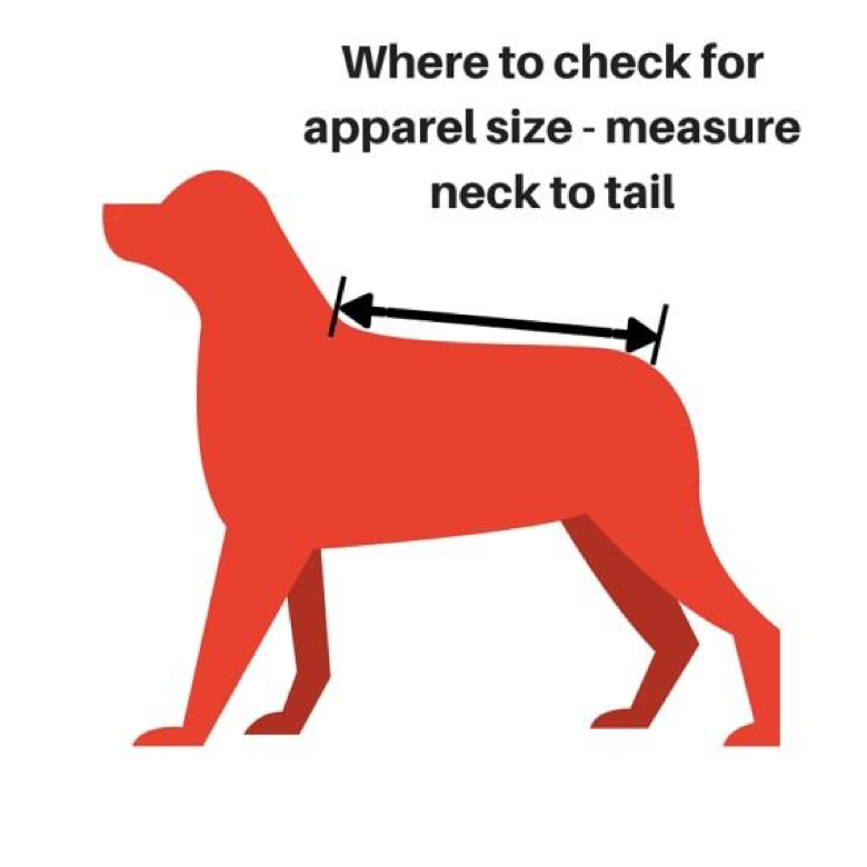 How to measure for our Apparel