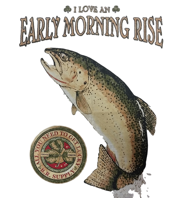 Value Rock Short Sleeve Early Morning Rise (Not a Big Rock Brand Shirt. Fit is like standard Tee)