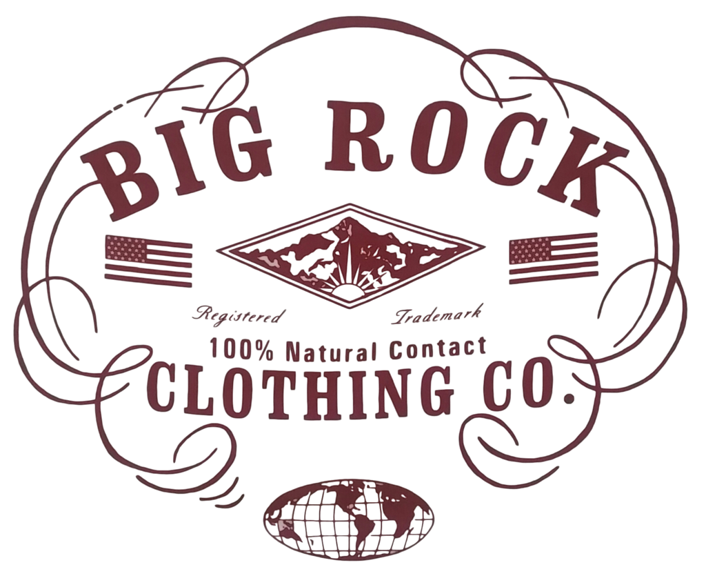 Classic Rock Big Rock Trademark (Big Rock Brand Shirt)
