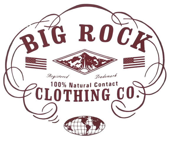 Value Rock Short Sleeve Big Rock Trademark (Not a Big Rock Brand Shirt. Fit is like standard Tee)