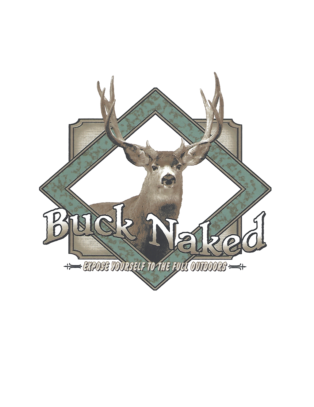 Vintage Rock Buck Naked