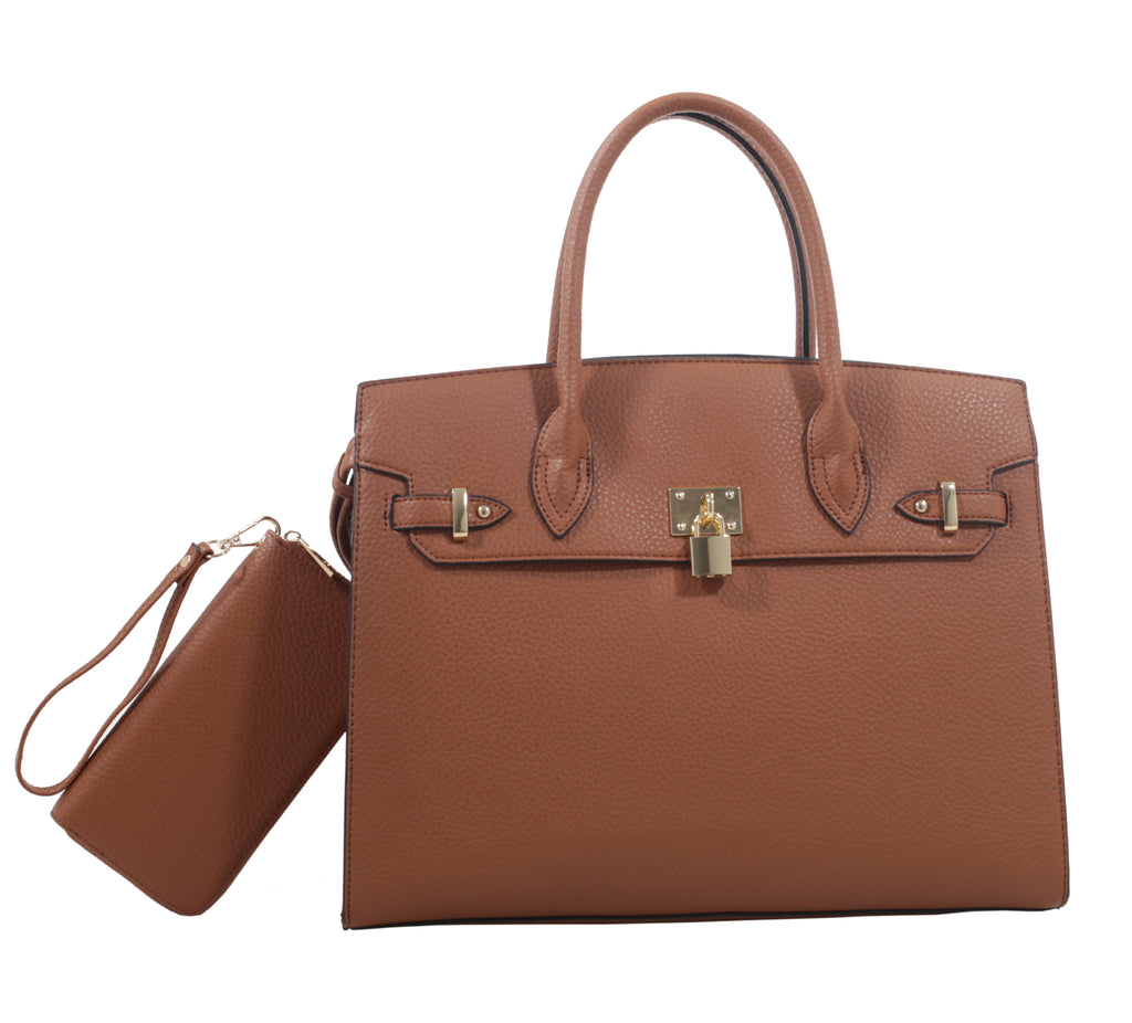 Concealed Purse & Wallet Combo (Tan)