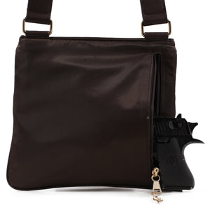 Concealed Small Purse(Brown)