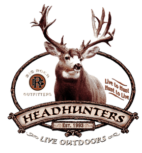 Long Sleeve Head Hunters (Not a Big Rock Brand Shirt. Fit is like standard Tee)