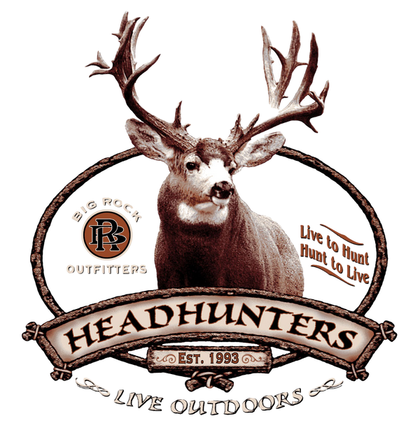 Value Rock Short Sleeve Head Hunter (Not a Big Rock Brand Shirt. Fit is like standard Tee)