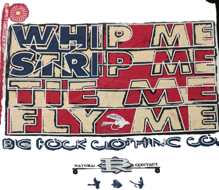 Value Rock Short Sleeve Whip Me Strip Me ( Fit is like standard Tee)