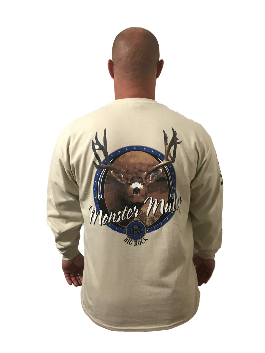 Long Sleeve Monster Muley (Fit is like standard Tee)