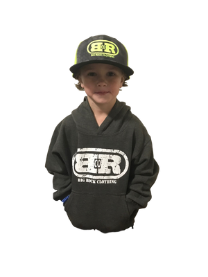Kids Pullover Hoodie National Pastime